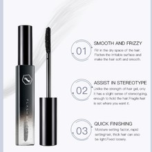 Small Broken Hair Styling Cream Fixed Hairstyle Hair Smoothing Cream Strong Style Hair Finishing Stick