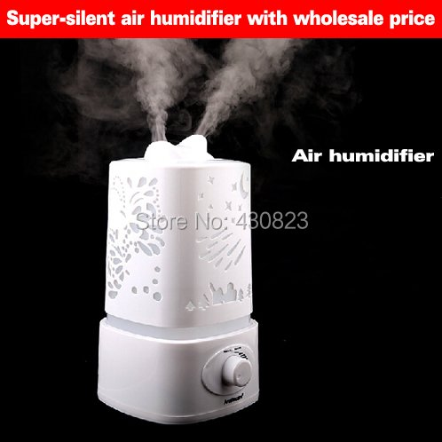 2015 Aromatherapy diffuser air humidifier LED Night Light With Carve Design Ultrasonic humidifier air Aroma Diffuser mist maker