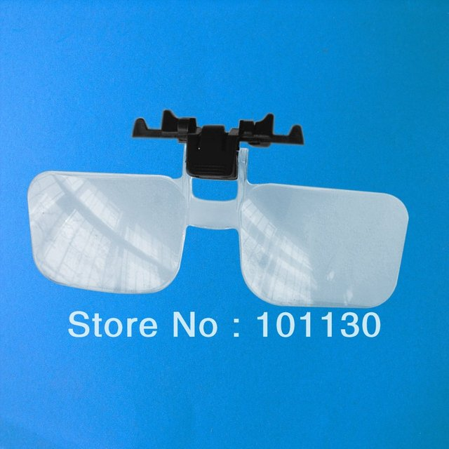 Glasses Style Magnifier Magnifying Glass MG19156