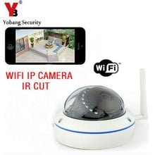 Yobang Security 720p Home Surveillance Camera Wifi Wireless Outdoor IP Camera with Free Mobile APP,Night Vision Cut monitoring