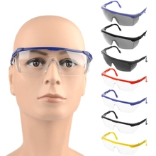 Free Shipping Safety Glasses Spectacles Eye Protection Goggles Eyewear Dental Work Outdoor New