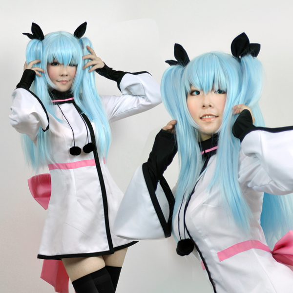 New Anime Celestial Method Sora no Method Noel Cosplay Costume Cute Lolita Halloween Costumes for Women Girls