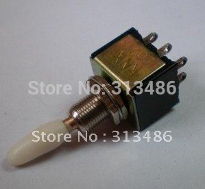 high quality miniature toggle switch ON-ON,6 pins,free shipping