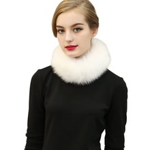 Multi-colors Autumn Winter Scarfs Women Faux Fur Rabbit Scarf With Ball Pele Scarves Cachecol Bufandas Mujer