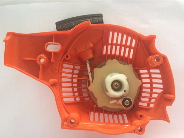 EMAS RECOIL PULL START STARTER ASSEMBLY FOR HUSQVARNA 235 236 240 CHAINSAW 545008025
