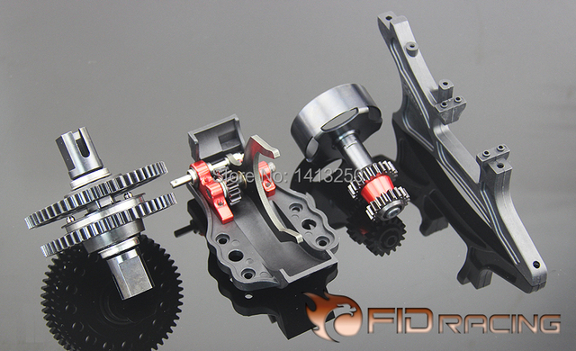 New arrival!!! FID A key to reverse gear system for losi 5ive T with free shipping .