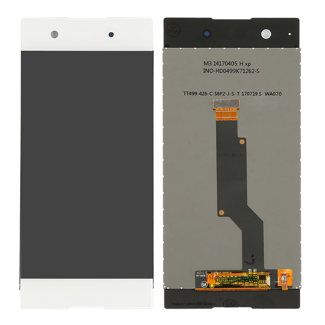 For Sony Xperia XA1 LCD Display Touch Screen Digitizer Assembly G3116 G3121 G3112 For Sony XA 1 Lcd