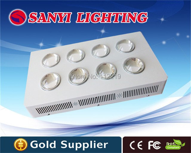 wholesale 400W cob led grow light led diy full spectrum hydroponic indoor led grow lamps for growing plants