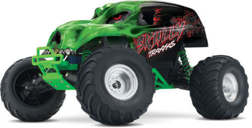 Traxxas Skully Stampede Ready-To-Run 1/10th Scale Monster Truck TRA36064-1 Fast Shipping