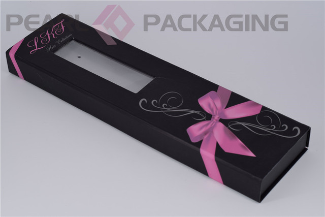 Hair Extension Packaging Box, Personalized Custom Hair Extension Box for Small Vendors, Low Minimum Order Quantity