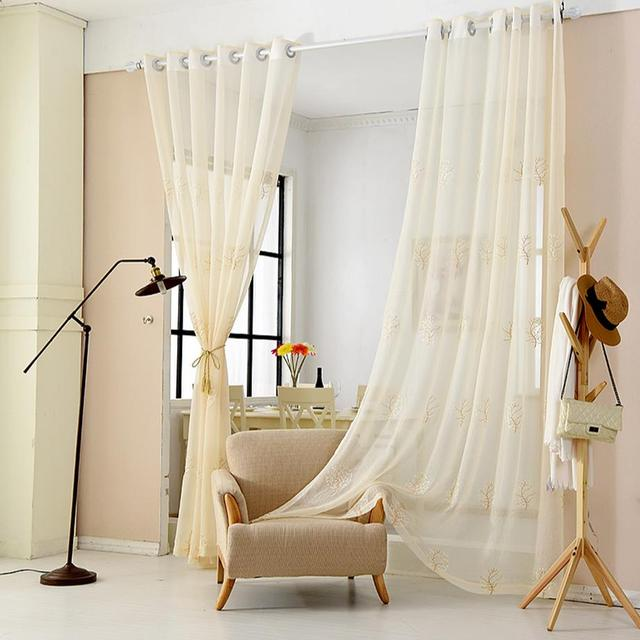Wire netting products contracted and contemporary sitting room bedroom floor balcony window curtain net curtain cloth