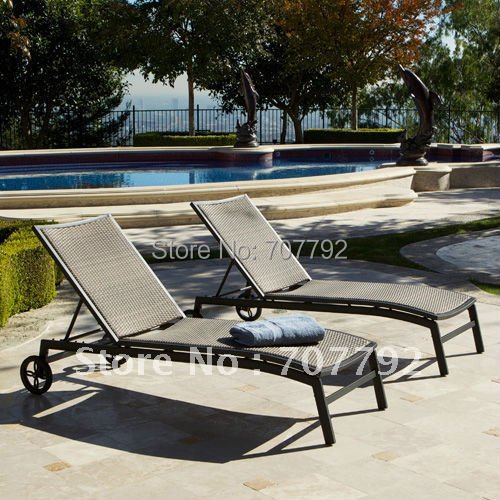 NEW Style 5 Way Adjustable Chaise Lounger