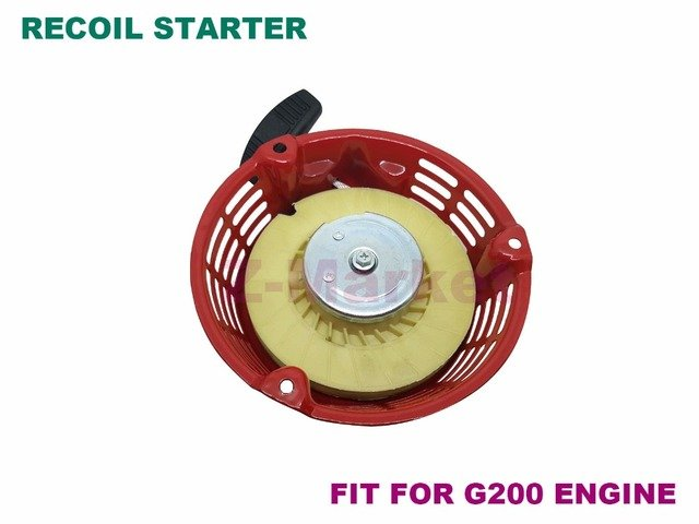 Recoil Starter for HONDA G150 G200 4 Stroke Engine Pump.Sprayer.Generator.Tiller.Chipper.Mower.Cultivator.Garden Tools