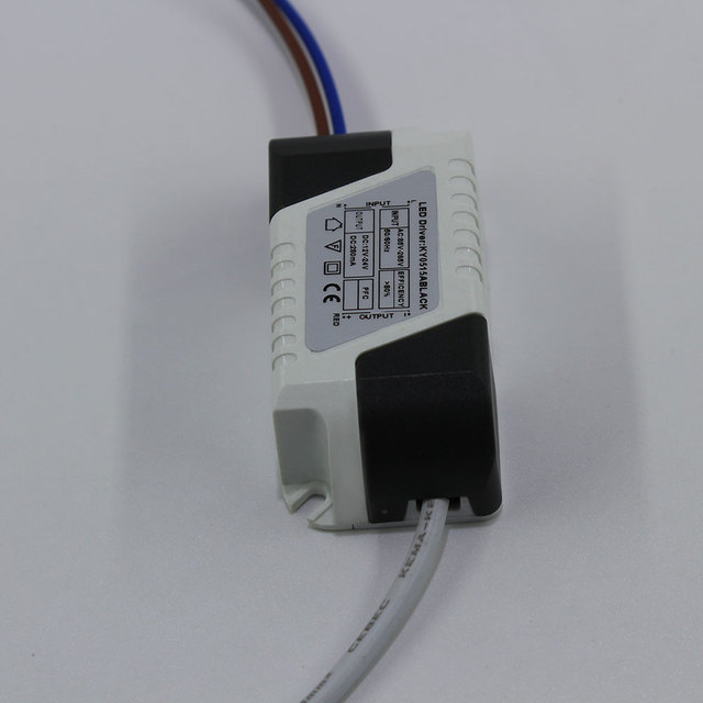 6W Constant Current 280mA Power Supply DC 12-24V For LED Light Transformer