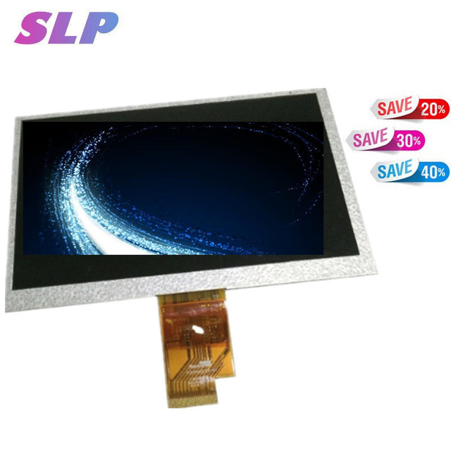 "Skylarpu  new 7.0""inch 721H460148-A2 LCD display for 721H460148-A2 Tablet PC TFT LCD display Screen panel Free Shipping"