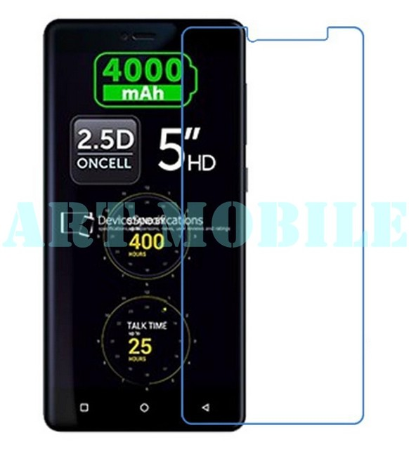New 10pcs/lot wholesale High Clear LCD Front Screen Protector Film For Allview P8 Energy Mini Protective Film Free Shipping