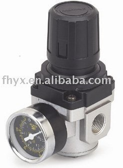 Free Shipping Good Quality G3/4'' SMC Regulating Valve AR4000-06 (AR400006) With Pressure Gauge In Stock 10pcs In Lot