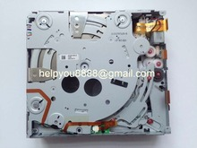 Alpine 6CD/DVD механизм чейнджер без PCB для Mercedes SLK350 280 ML350 GL450 COMAND NTG4 HDD навигация W204 C Класс радио