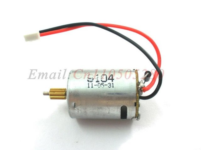 Free shipping wholesale DH double horse 9104-10 motor set spare parts for DH 9104 RC helicopter  DH9104
