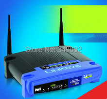 New Arrival Cisco-Linksys WRT54G 54 Mbps 4-Port 10/100 Wireless G Broadband Router Free Shipping