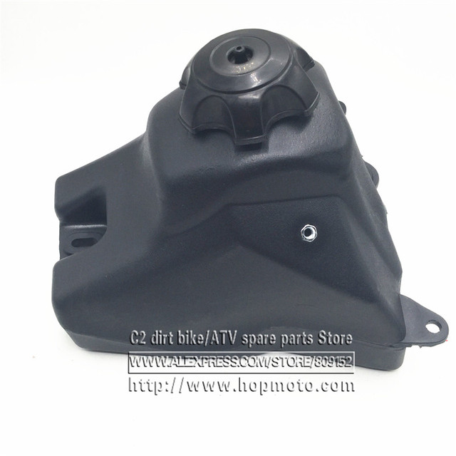 Plastic Fuel Tank Oil Kettle For CRF50 Dirt Pit Bike Off Road Motorcycle