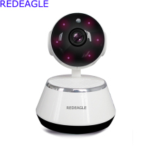 REDEAGLE Home Security Wireless WiFi IP Camera 720P Night Vision P2P Surveillance CCTV Mini Cameras Baby Monitor