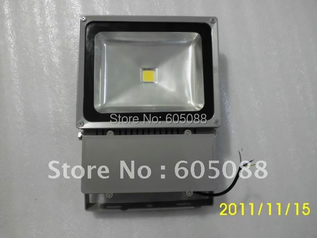 80w Bridgelux high power led flood light outdoor lighting to replace equivalent 400W HPS Lamp 9000lm warm,natural&daylight white