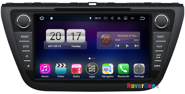 For Suzuki Cross Sx4 S Cross Android 7 1 Autoradio Car Dvd Radio Stereo Gps Navigation Sat Navi Bluetooth Media Player S190 Buy Cheap In An Online Store With Delivery Price Comparison Specifications