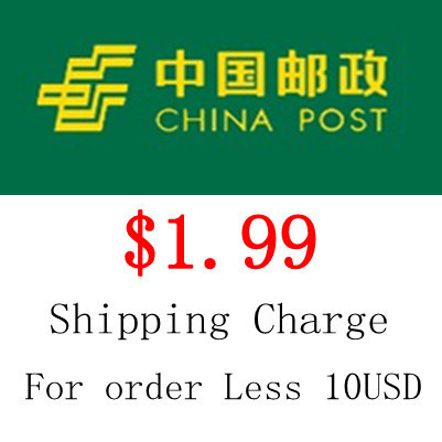 $1.99 Extra Shipping charge for order Change transportation mode