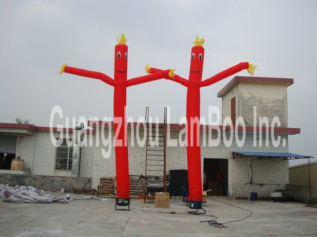 Hot 20FT/6m Height Inflatable Air Dancer Sky dancer for your Events Inflatable Dancer FREE Shipping