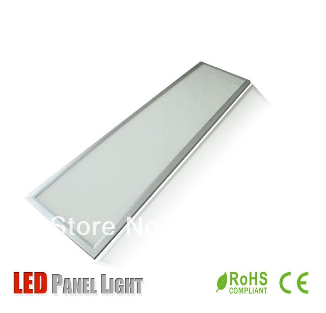 "12""x48"" high brightness 45w indoor led panel lamp 4000-4500k natural white DC42V led flat light 2890lm life>50,000hrs CE&ROHS"