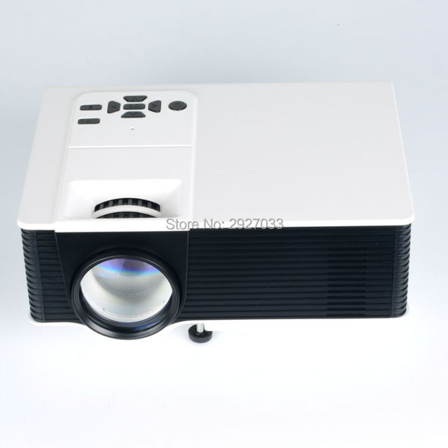 Mini Android slide projector LAN WIFI HDMI Active 3D projector Home Theater