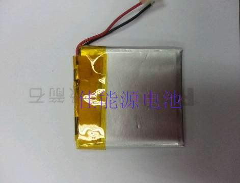 3.7V polymer lithium battery 303030 250MAH Bluetooth audio clip  Wireless Phone Rechargeable Li-ion Cell
