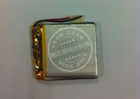 New Hot 3.7V polymer lithium battery 503035 053035 driving recorder MP5 Bluetooth sound 520MAH Rechargeable Li-ion Cell