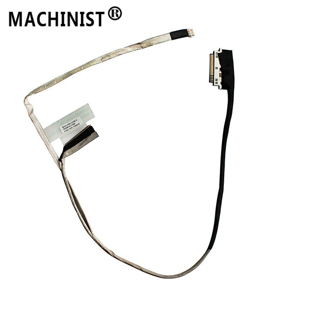 Original VIDEO SCREEN For Toshiba M800 M840 M845 laptop LCD LED LVDS video cable P/N DD0BY4LC000