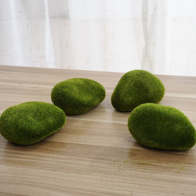 5PCS Aquarium Moss Ball Moss Ball Aquarium Ornament Foam