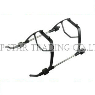 QS 8006-009 Undercarriage Landing skids Landin gear  for biggest rc helicopter QS8006 spare parts in stock