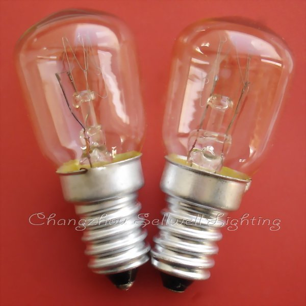 Great! 1000 Picecs/lot E14s St24x56 220v 15w Miniature Lamp Bulb Light A092  Sellwell lighting factory