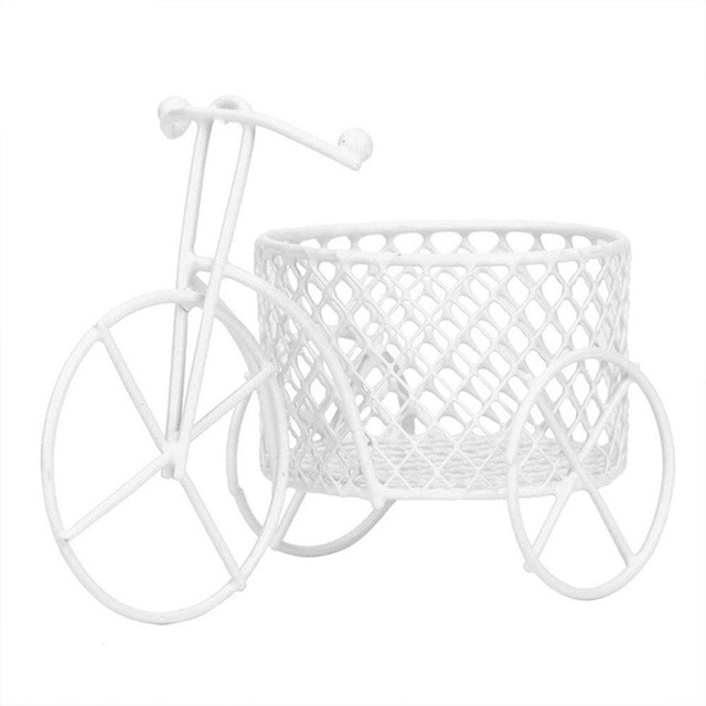 Exquisite Tricycle Shape Candy Cart for Candy Rack Snacks for Candy Box Storage Boxes Wedding Decoration Home Decor for Ornamen