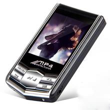 """8GB Slim MP4 Music Player With 1.8"""" LCD Screen FM Radio Video Games & Movie**"""
