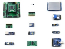 Altera Cyclone Board EP4CE6-C EP4CE6E22C8N ALTERA Cyclone IV FPGA Development Board + 12 комплектов аксессуаров = OpenEP4CE6-C упаковка A