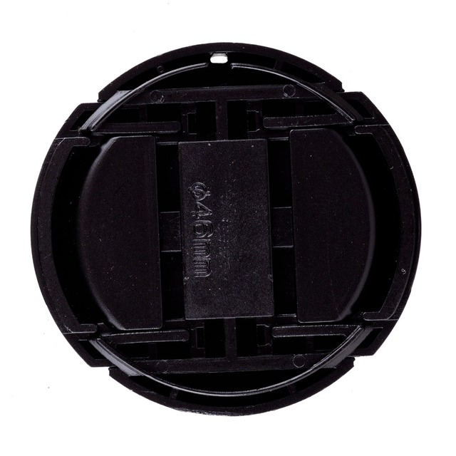 NEW ARRIVAL 46mm Snap-on Front Lens Cap Cover for Camera Sigma Lens