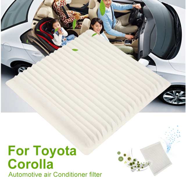 Cabin Air Filter High Quality Car Air Filter Cabin Air Conditioner Replacement 88568-52010 FC38188C for Toyota Corolla