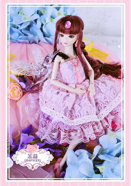 1/6 28cm bjd sd dolls bjd 14 joints body model reborn baby girls boys dolls eyes High Quality toys