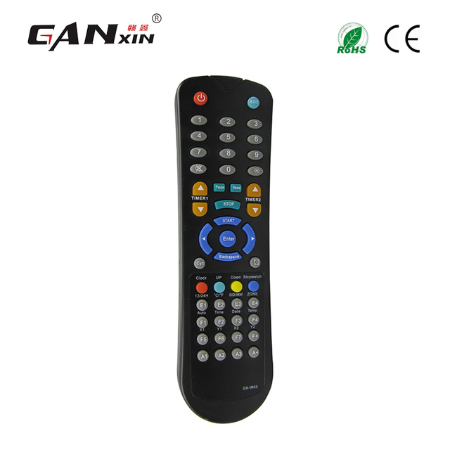 [Ganxin]Free Shipping alibaba hot sale remote control GX-IR03 with easy operation for gym clock