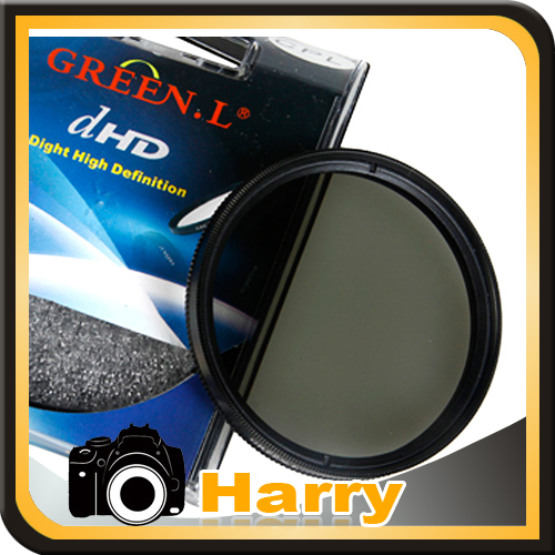 Green.L  52MM CPL Circular polarizing CPLFilter For Can&n 50/1.8 0 & NIK&n D600 D3200 D3100 D3000 D7000 D5100 D80 D300S DSLR