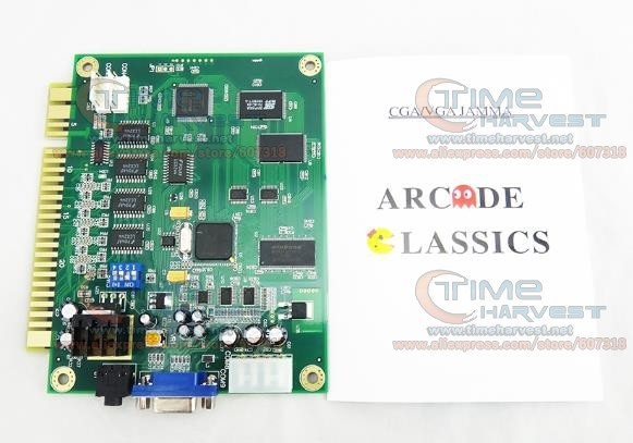 Special price Jamma 60 in 1 Classical Game PCB for Cocktail Arcade Machine or Up Right arcade game machine 3 pcs free shipping