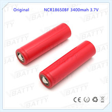 18650 battery for electric bicycle lithium battery for Sanyo ncr18650BF 18650 Lithium li ion battery Free Shipping(1pc)