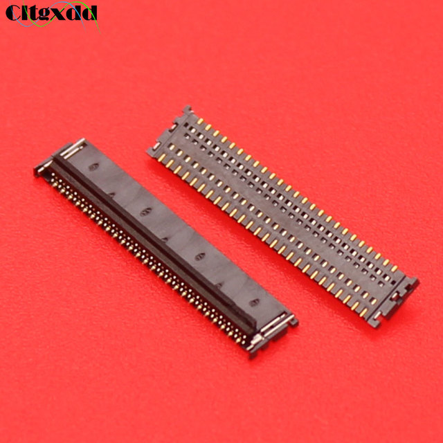 cltgxdd 51pin Brand new LCD display screen FPC connector for iPad 3 4  51 PIN on motherboard repair replacement