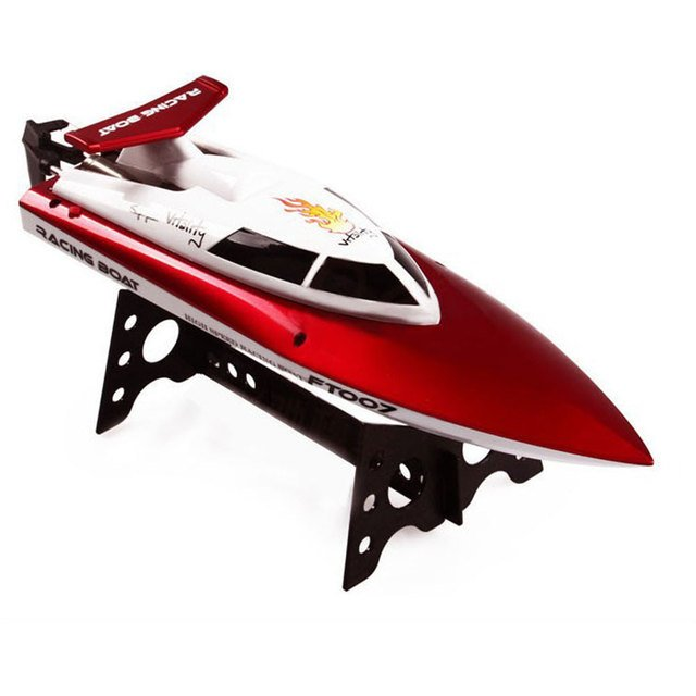 2018 RC Ship 20Km/H RC Boat Super Speed Water Cooling System Original Submarine Speedboat Sea Drop Shipping